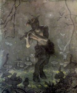 hornbuckle in the fairy ring